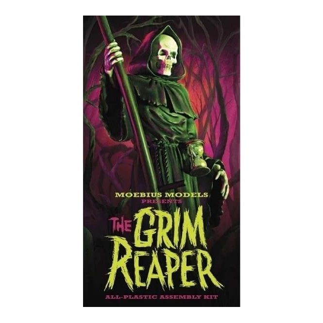Moebius Models 1:8 Grim Reaper Figure Kit