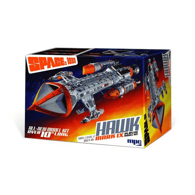 MPC 1:72 Space: 1999 Hawk Mk.IX Model Kit