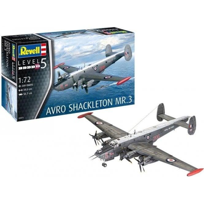 Revell 1:72 Avro Shackleton Mk.3 Aircraft Model Kit
