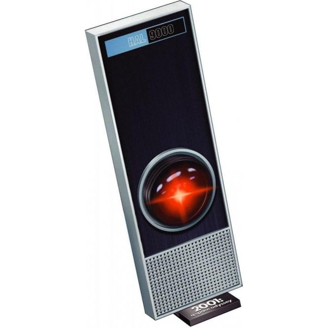 Moebius Models 1:1 Hal 9000 with Lights from 2001: A Space Odyssey Model Kit