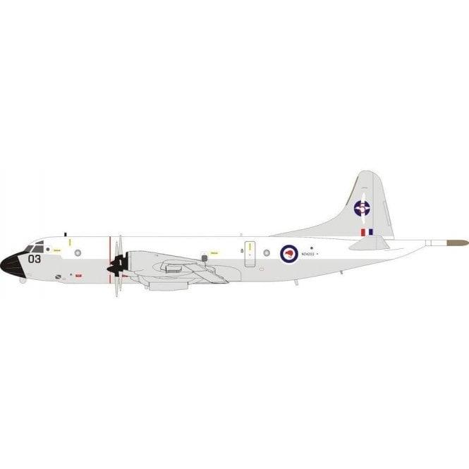 InFlight 200 Lockheed P-3K Orion New Zealand Air Force - Reg NZ4203 - 1:200 Scale