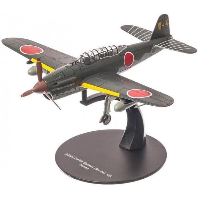 Deagostini 1:72 Aichi D4Y2 Suisei (Judy) Model Plane