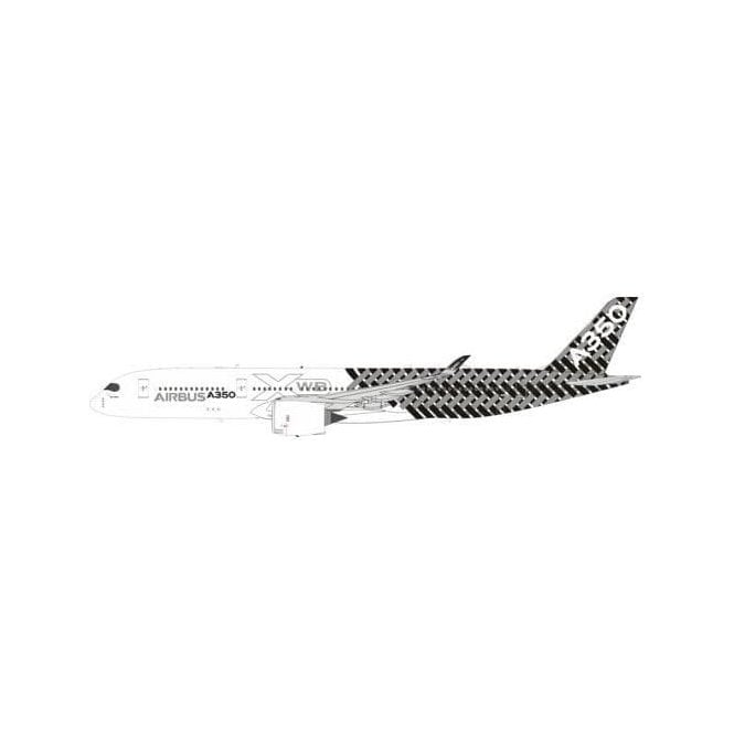 InFlight 200 Airbus A350-900 House Colors Reg - F-WWCF - 1:200 Scale