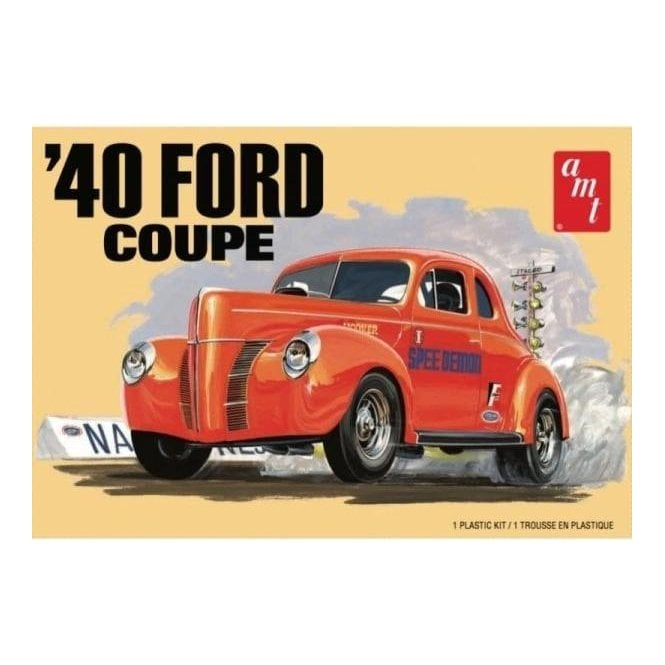 1:25 1940 Ford Coupe Model Kit