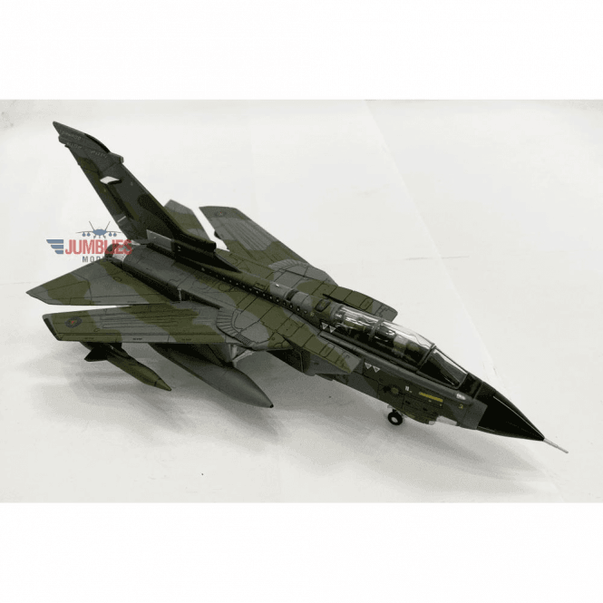Corgi 1:72 Panavia Tornado GR.4 ZG752, Retirement Scheme, RAF Marham, March 2019