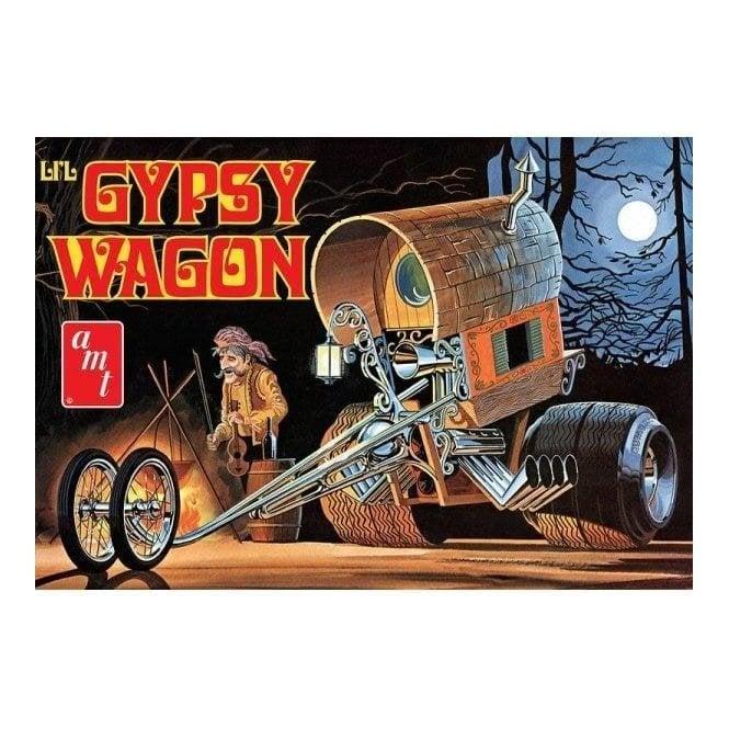 AMT 1:25 Li'l Gypsy Wagon Show Rod Model Kit