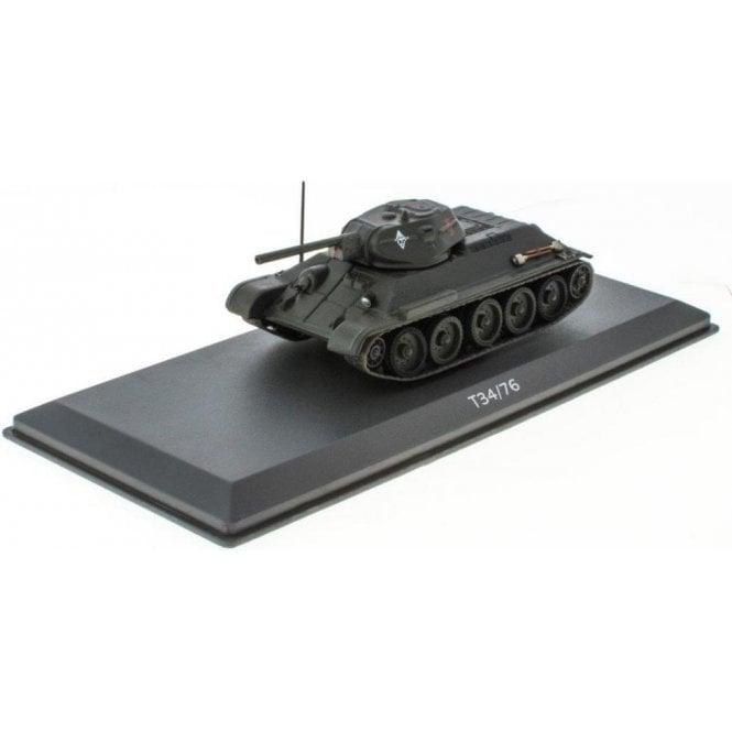 Atlas Editions 1:72 T34/76 Tank