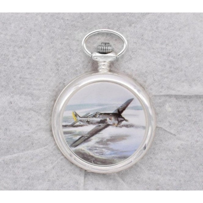 Atlas Editions Aces of the Air Pocket Watches - Lone Wolf - Focke Wulf FW190 Devon, June 1942