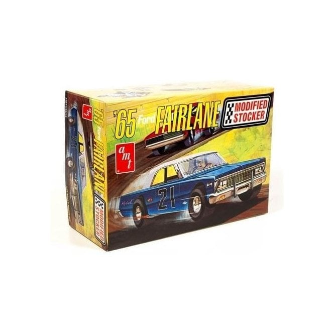 AMT 1:25 1965 Ford Fairlane Modified Model Kit