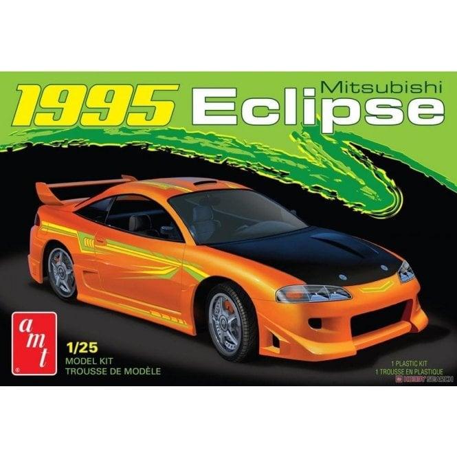 AMT 1:25 1995 Mitsubishi Eclipse Model Kit
