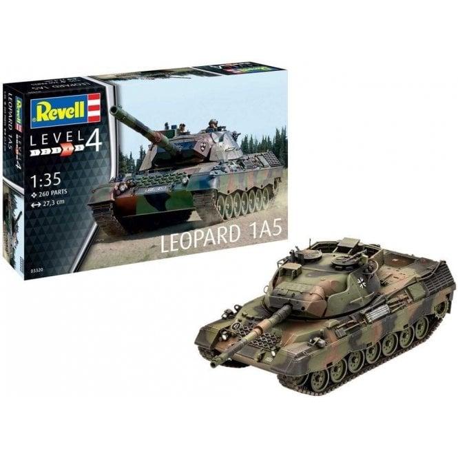 Revell 1:35 Leopard 1A5 Military Model Kit