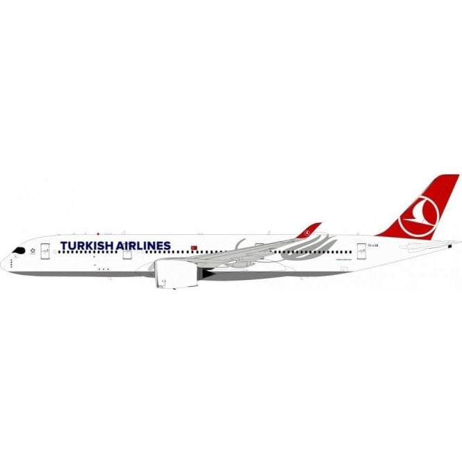 InFlight 200 Airbus A350-941 Turkish Airlines Reg - TC-LGB - 1:200 Scale