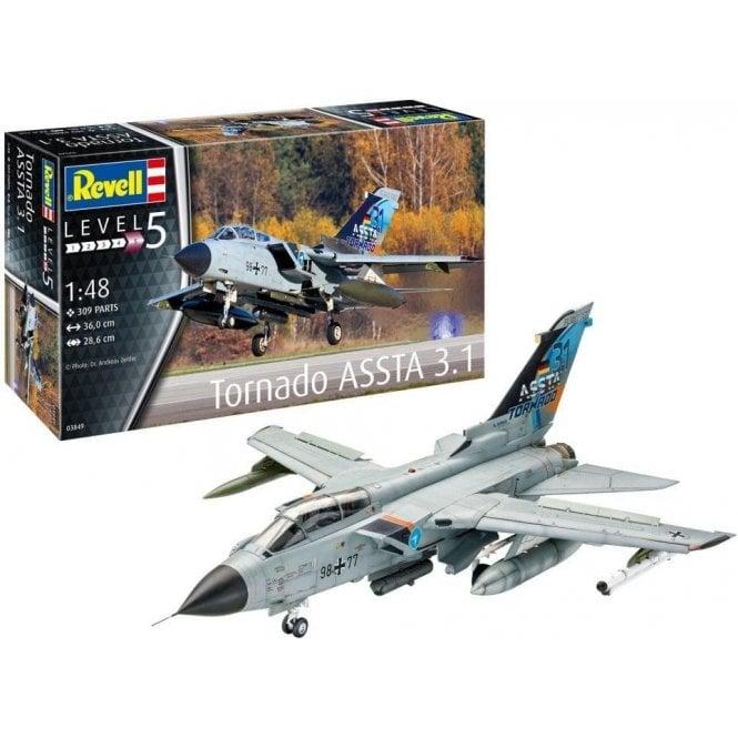 Revell 1:48 Tornado ASSTA 3.1 Aircraft Model Kit