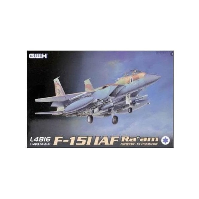 Great Wall Hobby 1:48 F-15I IAF Ra'am Aircraft Model Kit