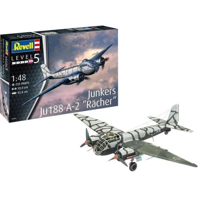 Revell 1:48 Junkers Ju-188A-1 ' Racher ' Aircraft Model Kit