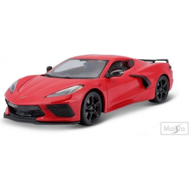Maisto 1:18 2020 Chevrolet Corvette Stingray Diecast Car