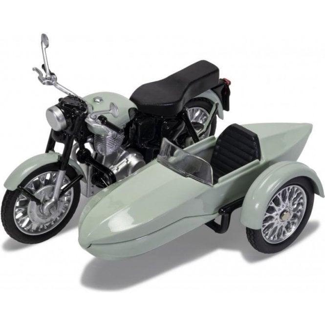Corgi Harry Potter Hagrid's Motorcycle & Sidecar Model ( Scale TBC)