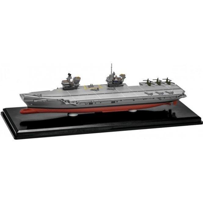 Corgi 1:1250 Queen Elizabeth Class Carrier Model Ship