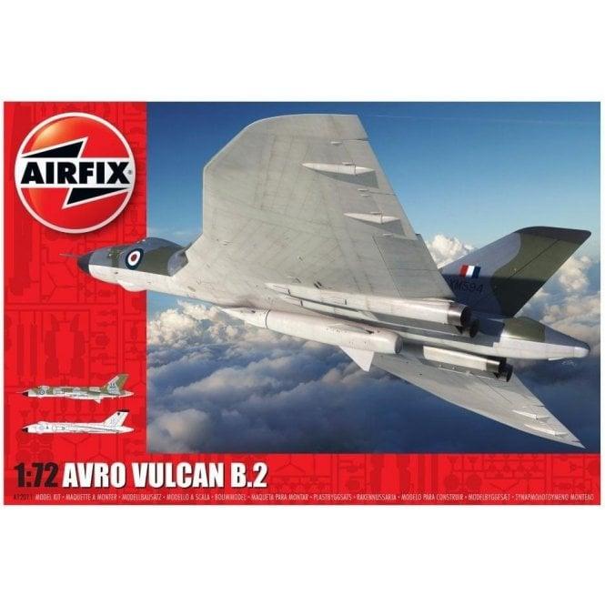 Airfix 1:72  Avro Vulcan B.2 Aircraft Model Kit