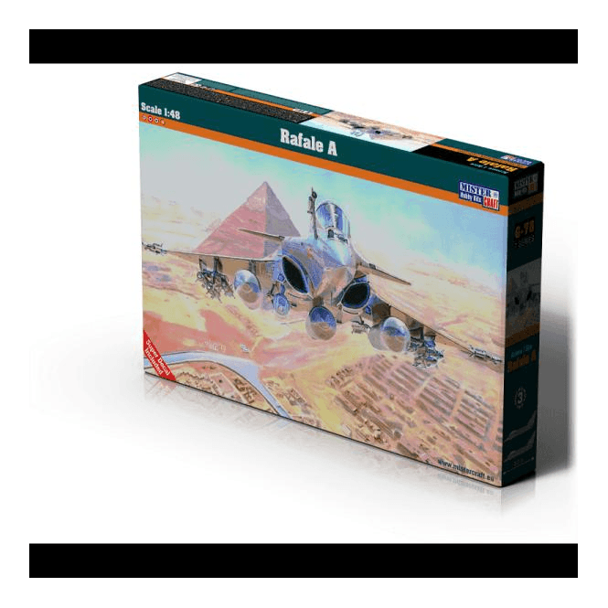 Mistercraft 1:48 Rafale A Armee L'Aire Aviation Kit