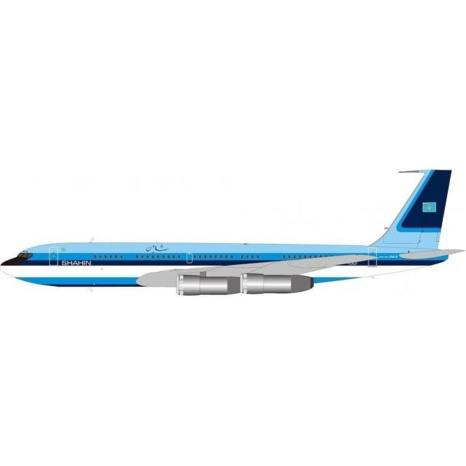 InFlight 200 Boeing 707-300 Iran Air Force Reg - EP-HIM - 1:200 Scale