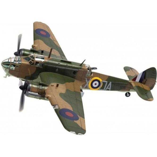 Corgi 1:72 Bristol Beaufort MkI N1016 (OA-X) RAF St. Eval, Cornwall 1941 - NEW TOOLING