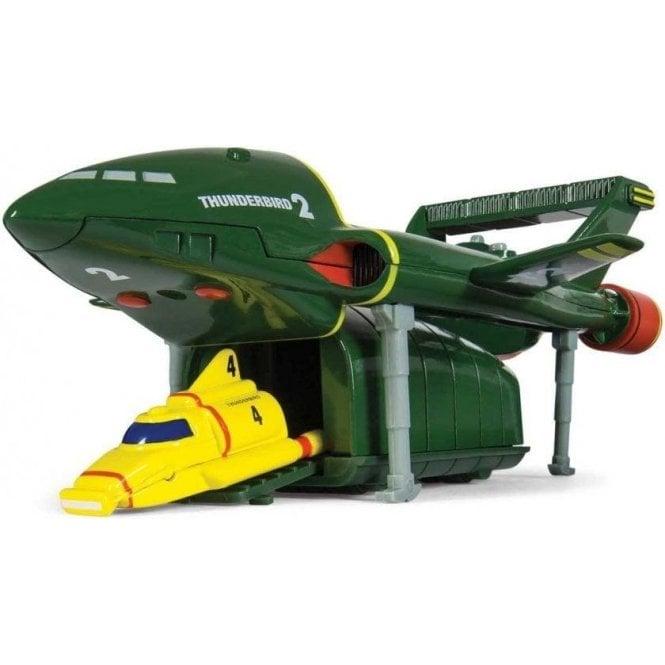Corgi 1:36 Thunderbirds - Thunderbird 2 and 4 Model Car