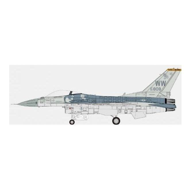 Calibre Wings 1:72 F-16 PACAF Demo Team Primo