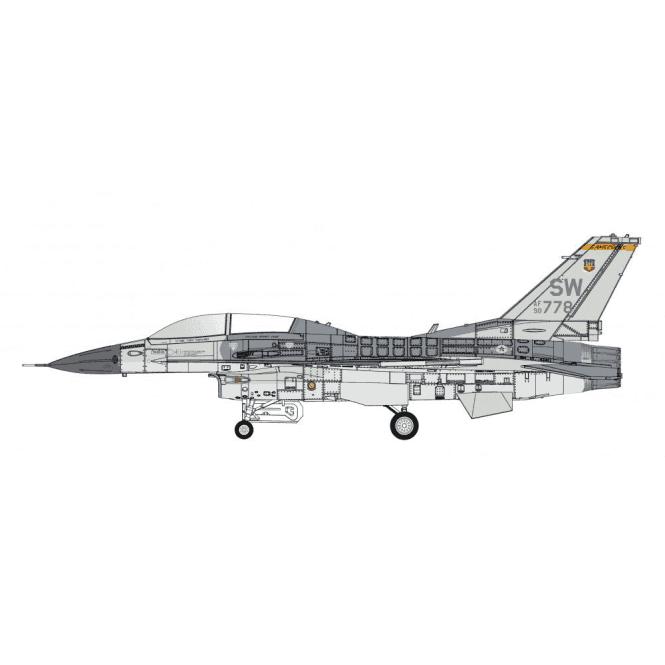 Calibre Wings 1:72 F-16 USAF 19th FS ' MIG KILLER ' DEC 1992