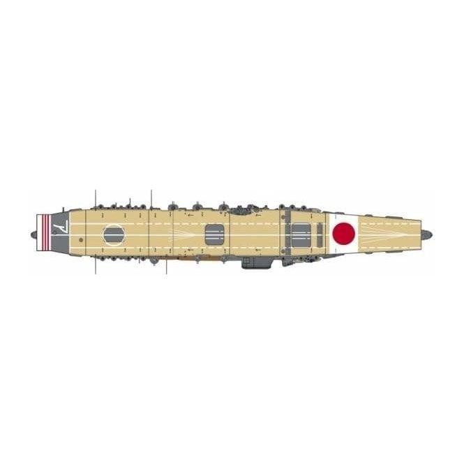 Hasegawa 1:350 IJN Aircraft Carrier Akagi Battle Of Midway Model Ship Kit
