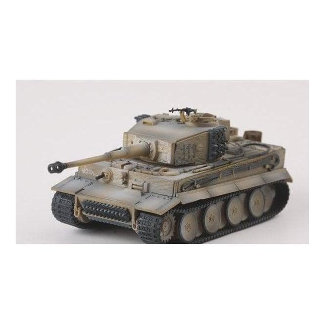 Precision Model Art 1:72 Tiger I Mid 111 S.PZ.ABT.501 Eastern Front Model Tank