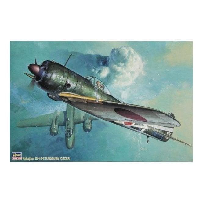 Hasegawa 1:32 Nakajima Ki-43 Hayabusa 'Oscar' Aircraft Model Kit