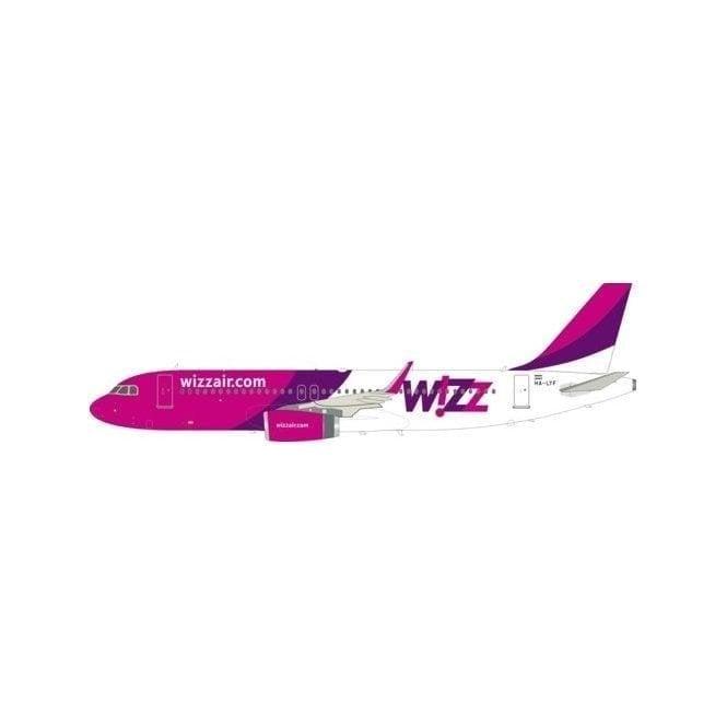 InFlight 200 Airbus A320-232 Wizz Air Reg - HA-LYF - 1:200 Scale