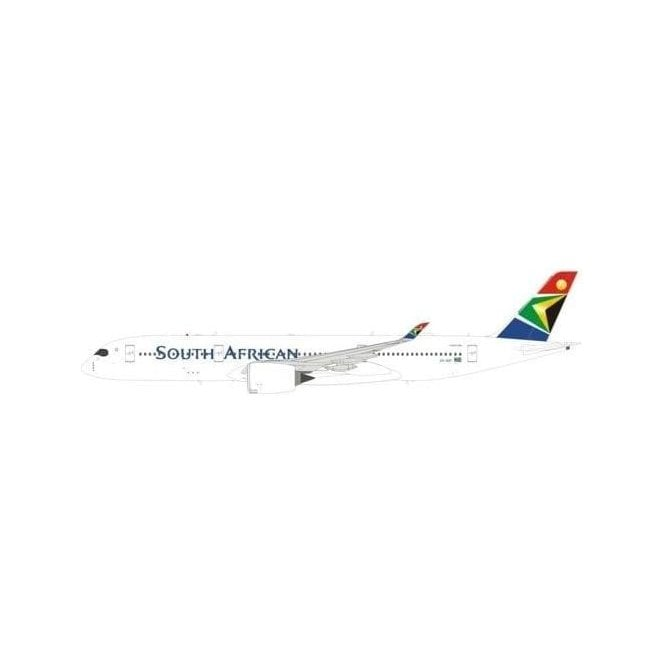 InFlight 200 Airbus A350-941 South African Airways Reg - ZS-SDF - 1:200 Scale
