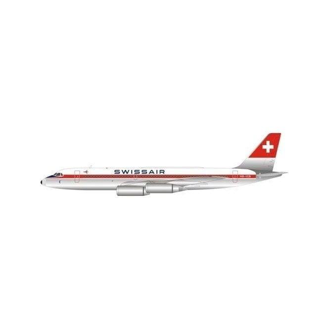 InFlight 200 Convair 990A Coronado (30A-6) SWISSAIR - Reg HB-ICB - 1:200 Scale