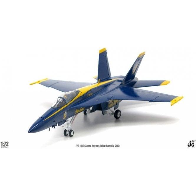 "JC Wings 1:72 F/A-18E Super Hornet US Navy ""Blue Angels"" No. 1, 2021"