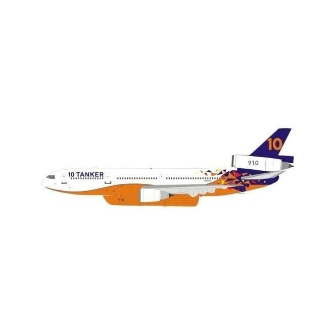 InFlight 200 Mcdonnell Douglas DC-10-30/ER 10 Tanker Air Carrier - Reg N612AX - 1:200 Scale