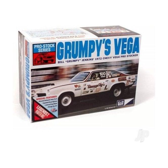 MPC 1:25 1972 Chevy Vega Pro Stock Car Model Kit