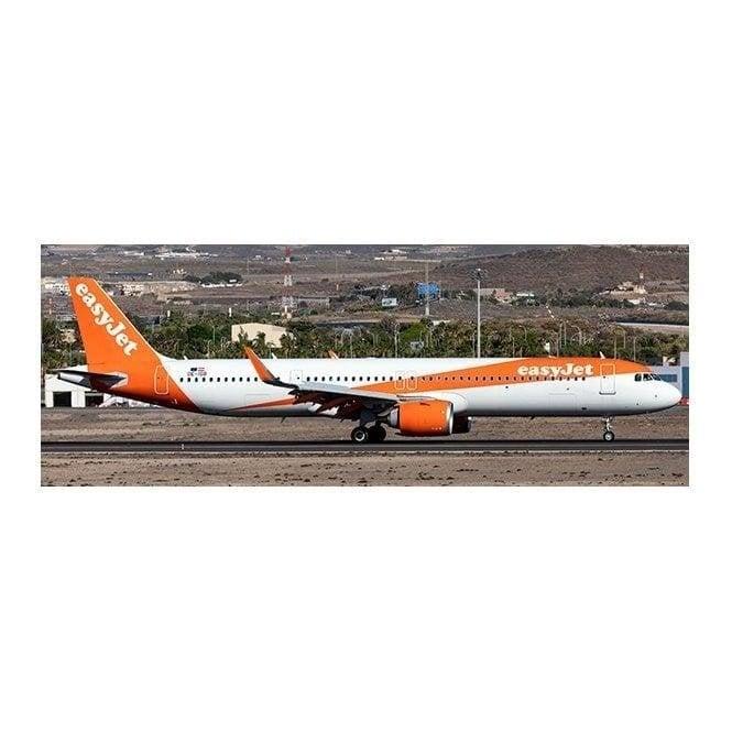 JC Wings 1:200 Airbus A321neo EasyJet Europe - Reg OE-ISB
