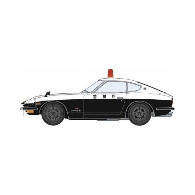 Hasegawa 1:24 Nissan Fairlady Z432 Police Car Model Kit