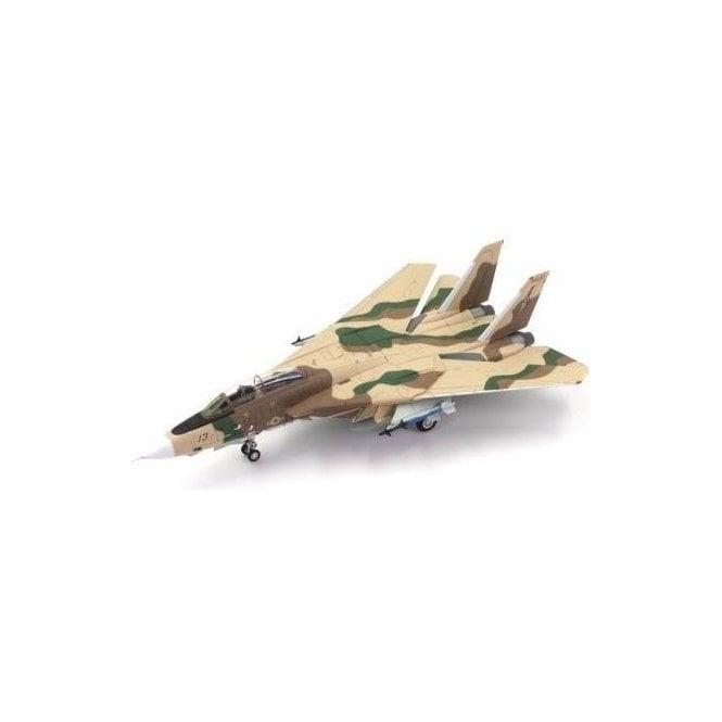 Calibre Wings 1:72 F-14A Tomcat NFWS/NSAWC ' Topgun ' Desert BUNO 160913