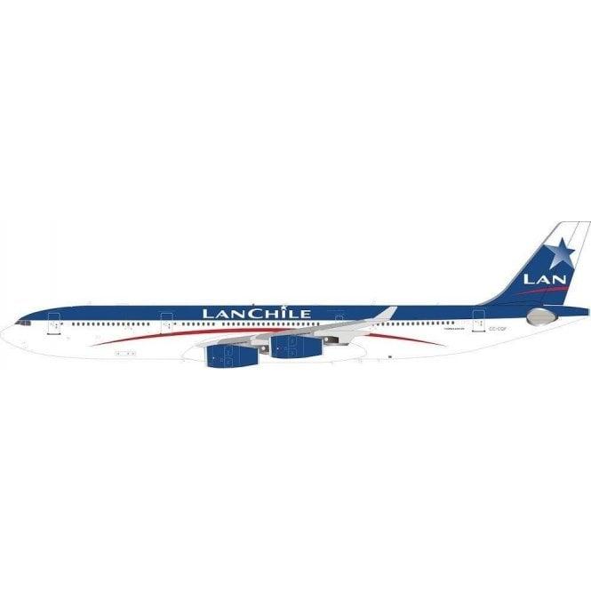 InFlight 200 Airbus A340-300 LAN Chile Reg - CC-CQF - 1:200 Scale