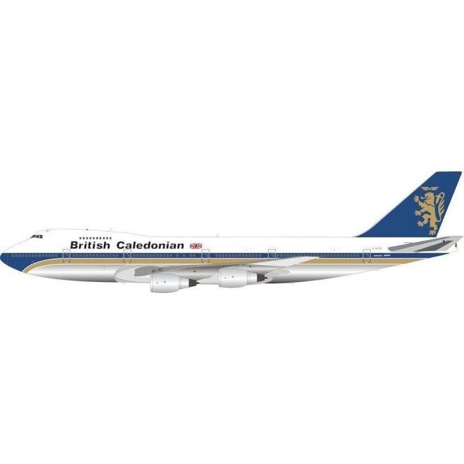 InFlight 200 Boeing 747-200 British Caledonian Airways Reg - G-GLYN - 1:200 Scale