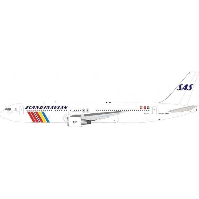 InFlight 200 Boeing 767-300ER SAS Scandinavian Airlines - Reg OY-KDL - 1:200 Scale