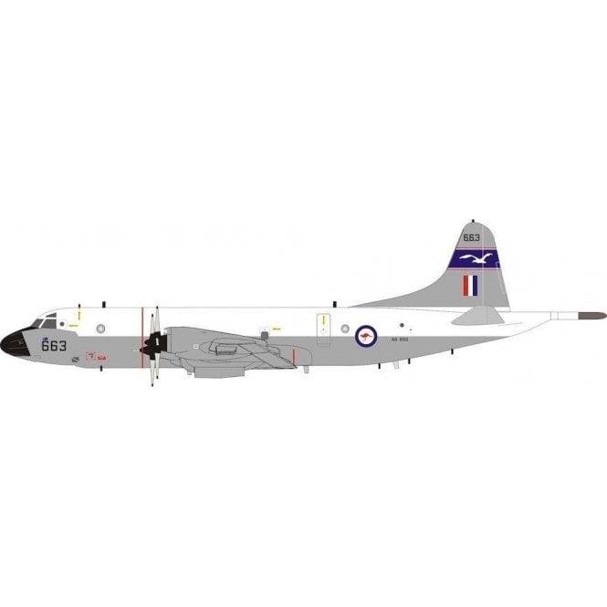 InFlight 200 Lockheed P3C Orion RAAF Australian Air Force - Reg A9-663 - 1:200 Scale