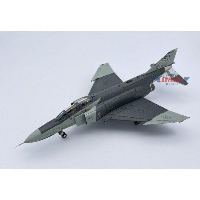 Hobby Master 1:72 F-4E Phantom II 73-1172, 4th TFW Wing CO, 1990