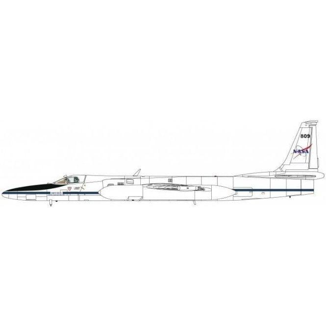 "Hobby Master 1:72 Lockheed ER-2 ""High Altitude Research Aircraft"" 809, NASA, 1999"