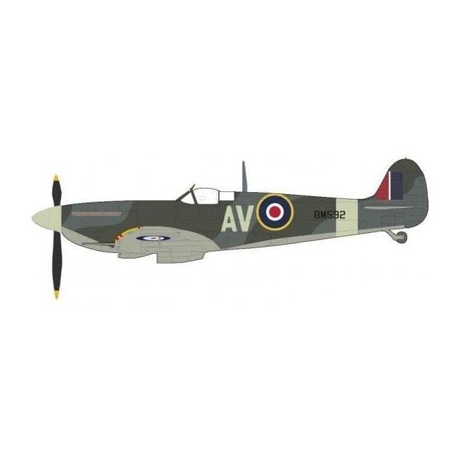 Hobby Master 1:48 Spitfire MK. Vb BM592, Wing Cdr Alois Vasatko, DFC, Exeter (Czechoslovak) Wing, June 1942