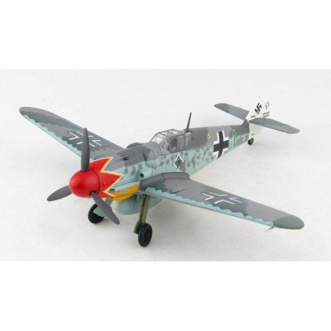 """Hobby Master 1:48 Bf-109G-6 """"Green 1"""" Hermann Graf JG50, September 1943"""