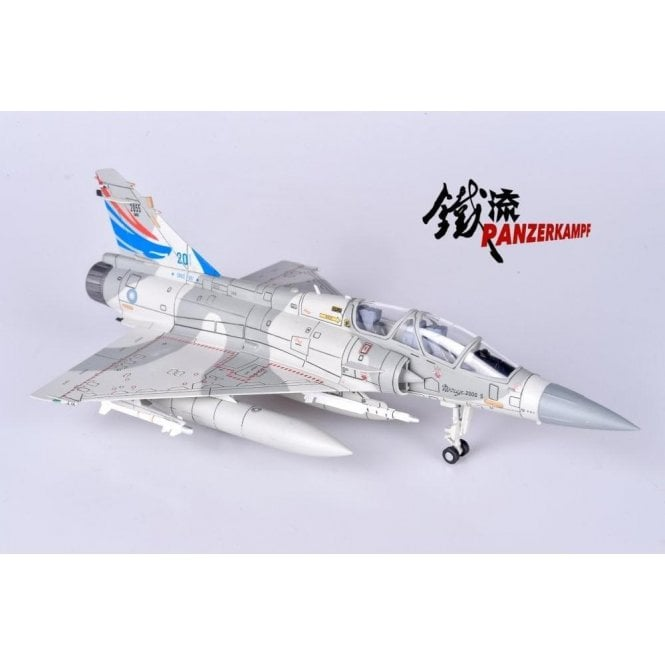 "Panzerkampf 1:72 Dassault Mirage 2000-5DI 2055 Taiwan Air Force ""20 Years of Operation"""